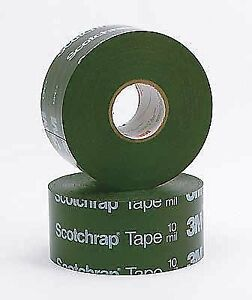 3m 51 printed 2x100ft Prot Tape Package Qty 12