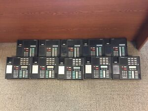 Lot Of 10 Nortel Network Norstar Phone System