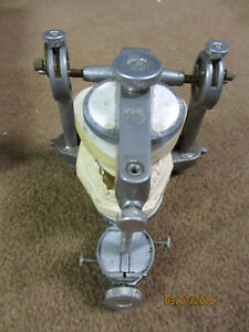 Hanau Dental Articulator Vintage