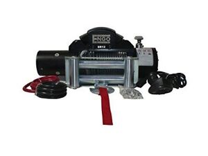 Engo 97 12000 Electric Winch 12 000lbs