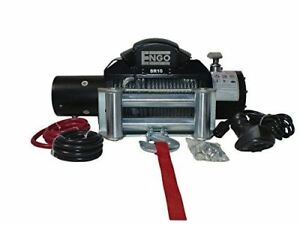 Engo 97 10000 Electric Winch 10 000lbs