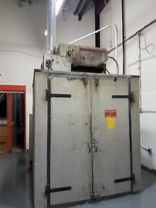 Powder Coating Oven Industrial Oven Curing Oven Powder Coat Oven 6x6x7 gehnrich