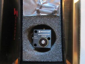 Endevco 2223d Triaxial Piezoelectric Light Weight 41gm Accelerometer