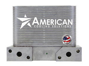 New Replacement Pto Oil Cooler Re304630 For John Deere 7000 Series Tractors