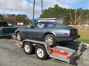 Parting Out 1983 Datsun 280zx Na Coupe Parts Only