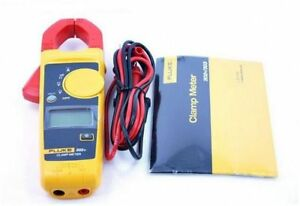 New Fluke 302 F302 Handheld Digital Clamp Meter Multimeter Tester Ac dc Volt