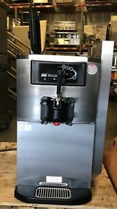 Taylor C709 27 2008 Ice Cream Air Cooled Single Phase