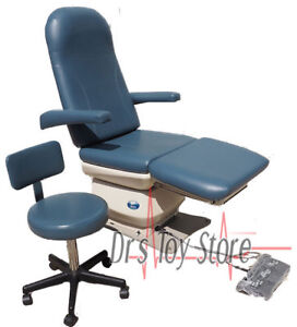Mti 525 Podiatry Chair Power Procedure Exam Table