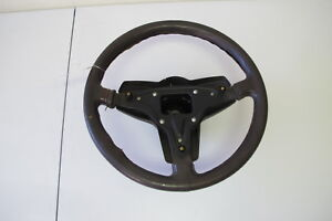 Porsche 911 Oem 3 Spoke Steering Wheel