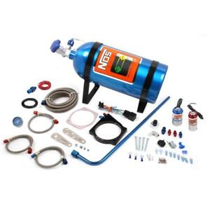 Nos Nitrous Oxide Injection System Kit 05162nos 150 Hp Wet For Chevy Ls series