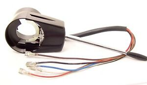 Turn Signal Switch Fits Volkswagen Type2 Bus 1972 Only 5 Wires