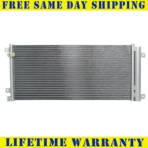A c Ac Condenser For Honda Fits Civic 30008