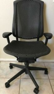 Executive Chair By Herman Miller Celle 2008