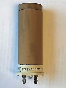2 Leister 101 905 Heating Element Type 33a1 220v 2540w Twinny Free Ship