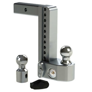 Weigh Safe Drop Hitch W Tongue Weight Scale 10drop Length 2 Shaft Size Ws10 2