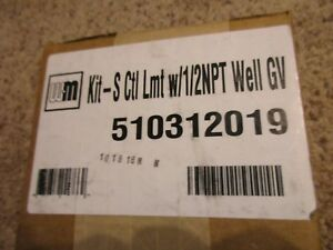 Weil Mclain Limit Control W Well 510312019 Honeywell L 4080d1226 For Gv Boilers