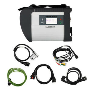 Mb Star C4 Mb Sd Connect Compact4 Multiplexer Diagnostic Tool For Mercedes Benz
