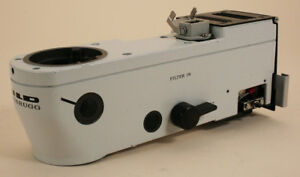 Leica Wild Heerbrugg Surgical Microscope Optical Alignment Tool Rare