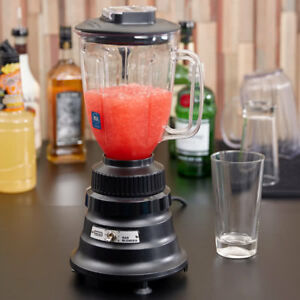 2 Speed Commercial Restaurant Bar Blender With 44 Oz Container
