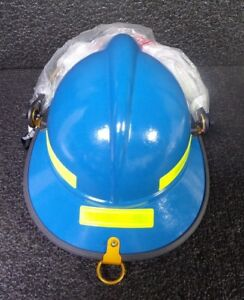 Morning Pride Fire Helmet 8pt Ratchet Suspension Fits Hat Size 6 To 9 1 m