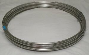 304 304l Ss Tubing Coil 1 4 Od X 25 Stainless Steel