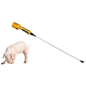36 Rechargeable Pig Cattle Prod Electric Shock Stock Prodder New Arrival