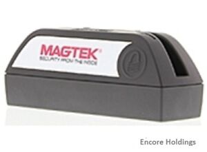 Magtek Dynamax 21073154 Iso 7810 7811 Magnetic Card Reader Usb Bluetooth 2
