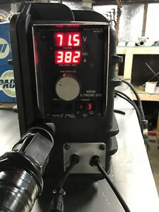 Miller Suitcase X treme 8vs wire Feed Welder With Tweco 400 Amp 15 Gun