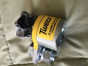 Tweco Switchable Magnetic Ground Welding Clamp 300 amp