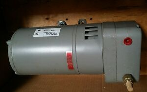 Thomas Vacuum Pump Model Ta 0030 v