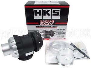 Hks Racing Sqv Universal 51mm Blow Off Valve Bov 100 Authentic With Serial