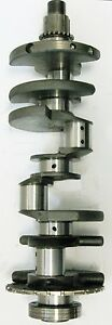 Chevy 6 0 Ls1 V8 1997 2005 Crankshaft With Bearings 24 Tooth Reluctor
