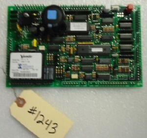 Vendo Rock ola Soda Vending Machine Pcb Printed Circuit Main Control Board 1243