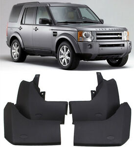 Oem Splash Guards Mud Guards Mud Flaps For 2005 2009 Land Rover Lr3 Discovery 3