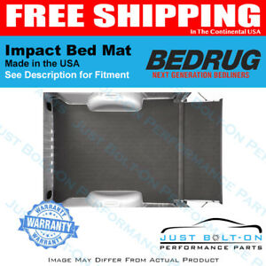 Bedrug Impact Bedmat Spray in no Bed Liner For 2005 2018 Tacoma 6 Imy05sbs
