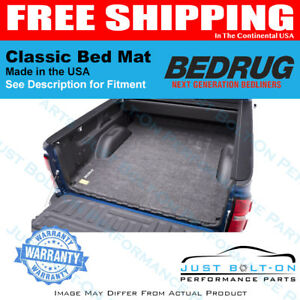 Bedmat Spray in no Bed Liner For 2004 2014 Ford F 150 6 6 Bed Bmq04sbs