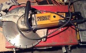 Partner K2300 El Concrete Saw