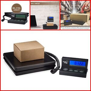 Best Digital Shipping Postal Weight Scale 110 Lbs X 0 1 Oz Ups Usps Post Office