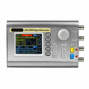 Dds Function Signal Generator Sine square Wave Sweep Frequency Meter 30mhz