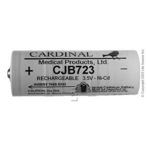 Cjb 723 3 5v Rechargeable Battery Welch Allyn 72300 Equivalent