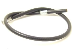 Accelerator Cable Bowden Tube 595mm Fits Volkswagen Type2 Bus 1975 1979