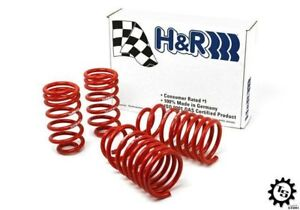1996 2004 Ford Mustang Base Mach Cobra H R Lowering Race Sport Springs H And R