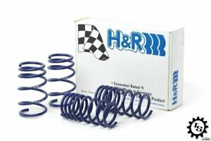 1996 2004 Ford Mustang Base Mach Gt H R Lowering Super Sport Springs Set Kit New