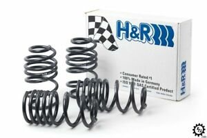 2011 2013 Ford Mustang H r Lowering Sport Springs H And R Kit Set New Warranty