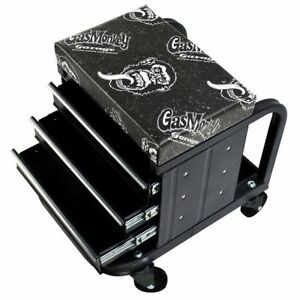 Gas Monkey Creeper Seat And Tool Box Combo Gmg92450
