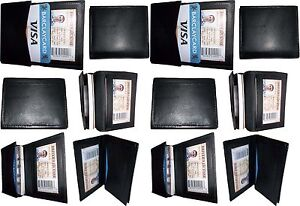 Lot Of 10 New Leather Business Card Credit Card Holder Fifty Card Case Id Nwt