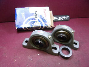Browning Mpe 224 Pillow Block Bearing Bore 1 1 2 Loc5759