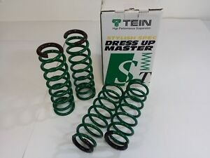 Skhd6 aub00 Tein S tech Lowering Springs 2013 Honda Accord 4cyl 4door