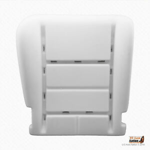 2002 2007 Ford F250 F350 Lariat driver Side Bottom Replacement Seat Foam Cushion