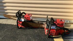 Two Ics 633 Gc Concrete Chain Saws Selling As Parts